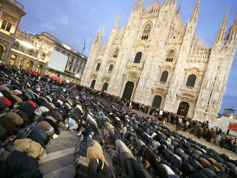 Un Referendum sulle moschee in Italia?