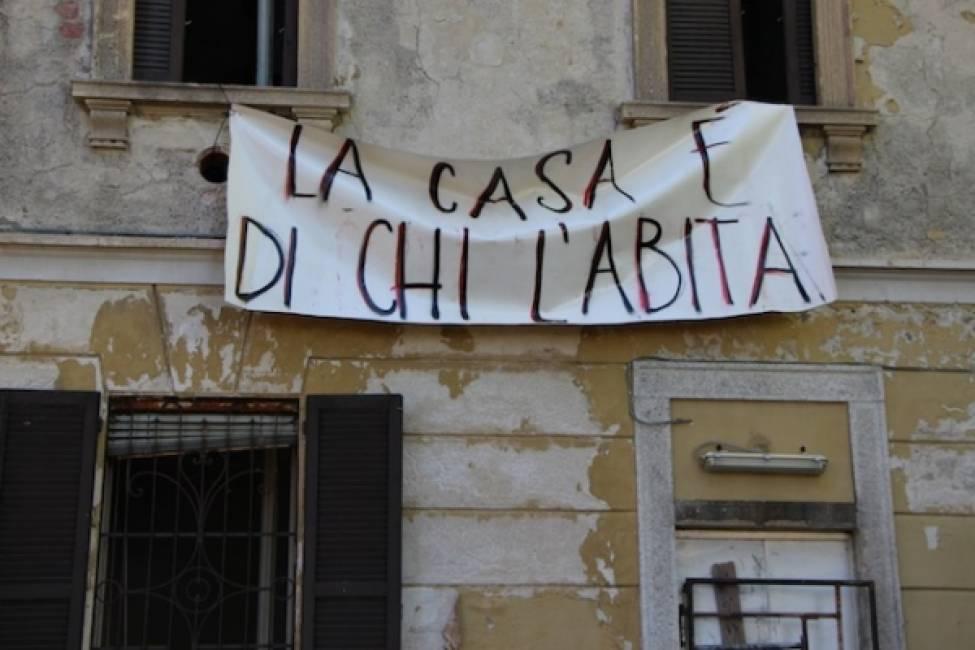 Salvini ha ragione: le occupazioni sono una vergogna (sul resto, però, si sbaglia)