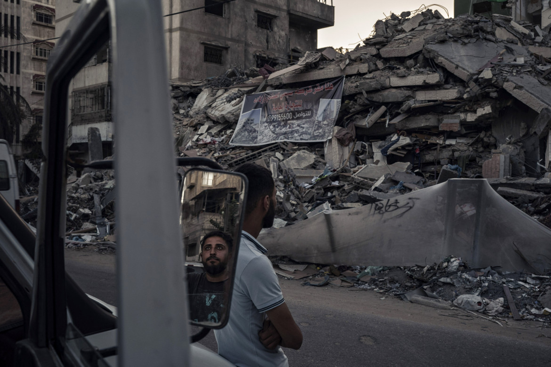 L'urbicidio di Gaza